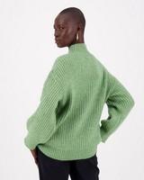 Millie Knitwear -  green