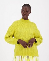 Millie Knitwear -  yellow