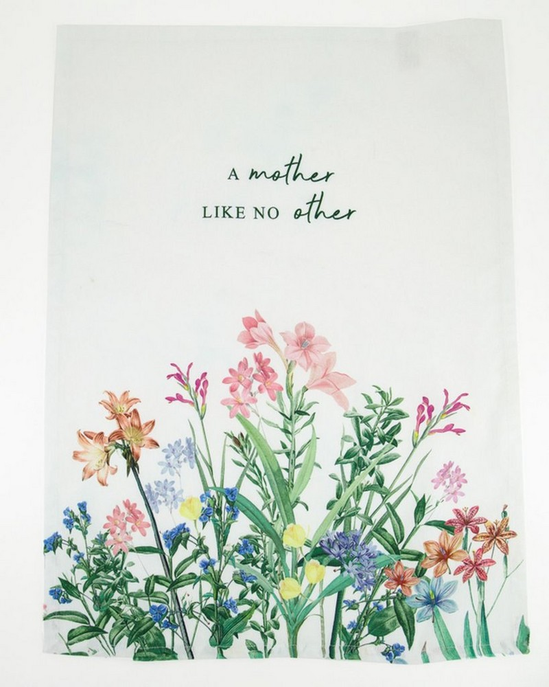 Mother Like No Other Tea Towel -  assorted