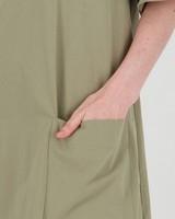 Quin Tunic Dress -  olive