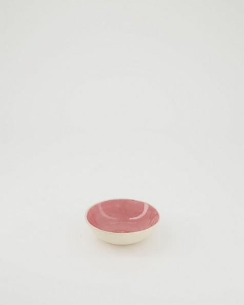 Wonki Ware Salt Bowl  -  pink