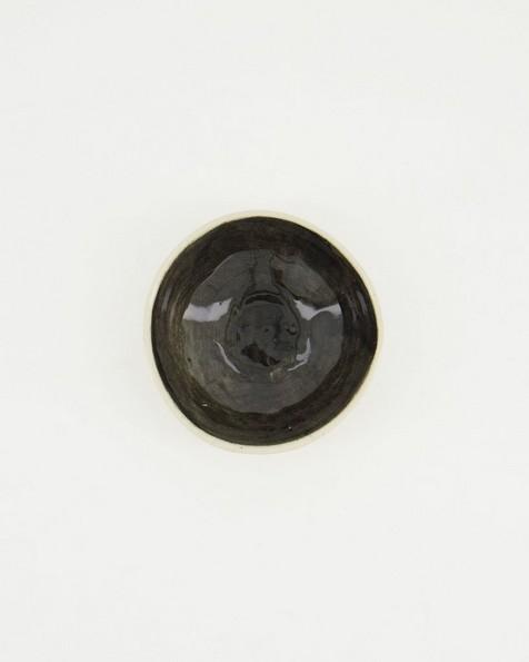 Wonki Ware Salt Bowl -  black