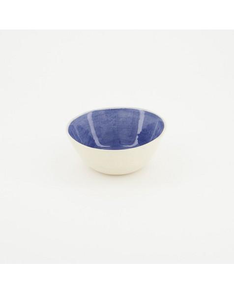 Wonki Ware Ramekin -  blue