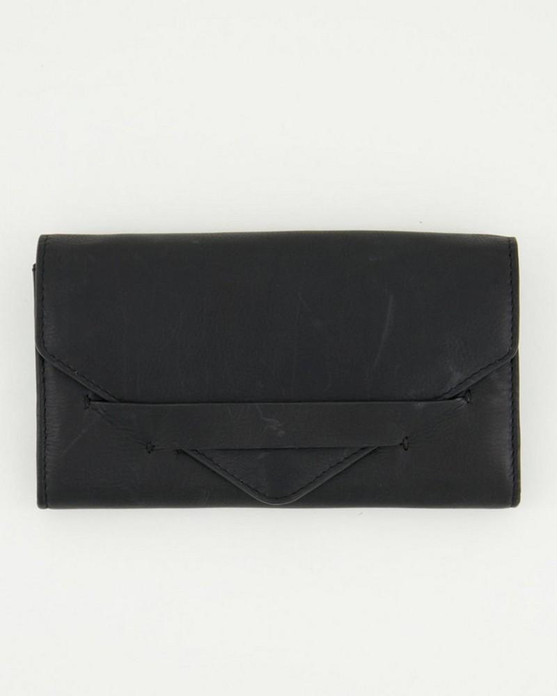 Sinead Envelope Closure Wallet -  black