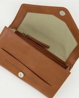 Sinead Envelope Closure Wallet -  tan