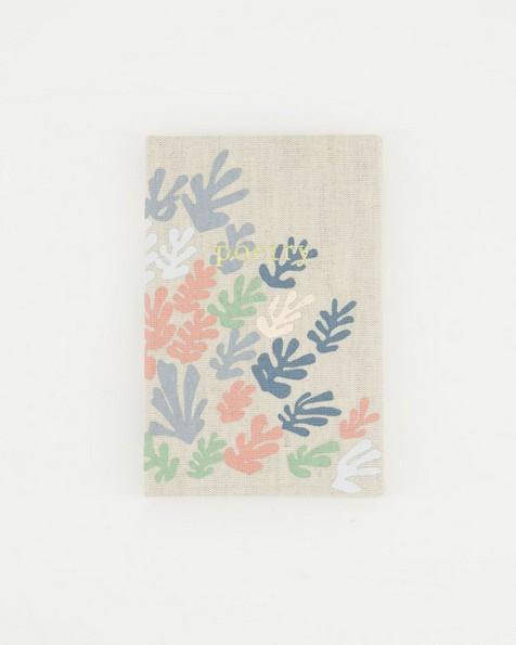 Matisse Linen Notebook -  assorted