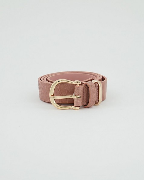 Lerato Formal Belt -  pink