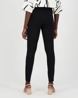 Ruby Ponte Pants -  black