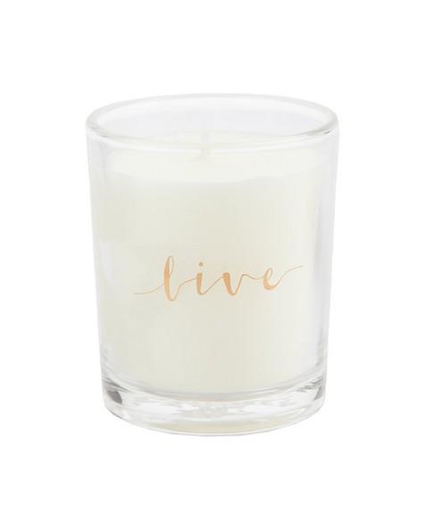 Love Votive Candle Set -  lightpink