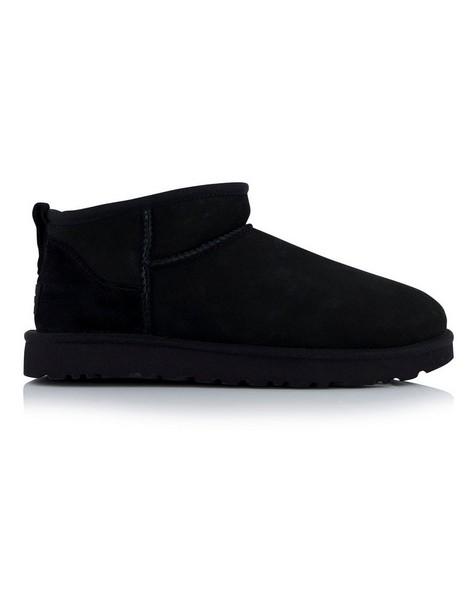 Ugg Classic Ultra Mini II Boot Ladies -  black