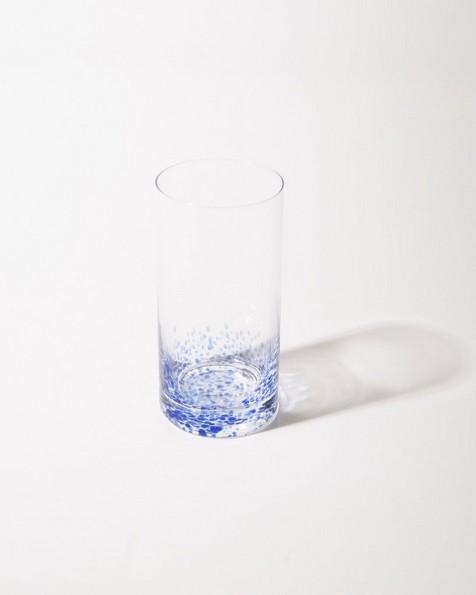 Pebble Tall Tumbler -  blue