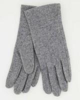 Anna May Wool Gloves -  lightgrey