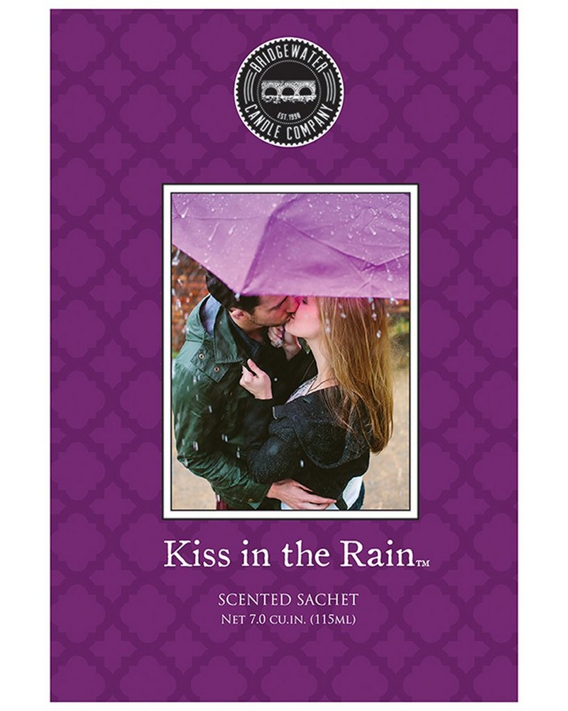 Kiss In The Rain Fragrance Sachet -  purple