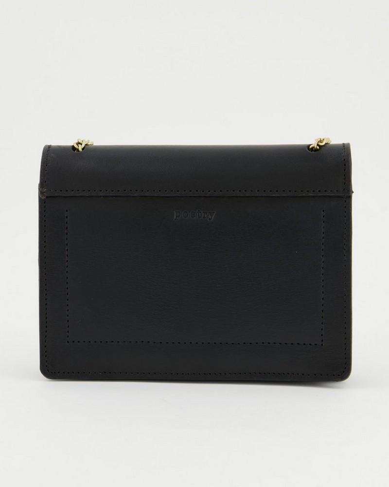 Veera Crossbody Bag -  black