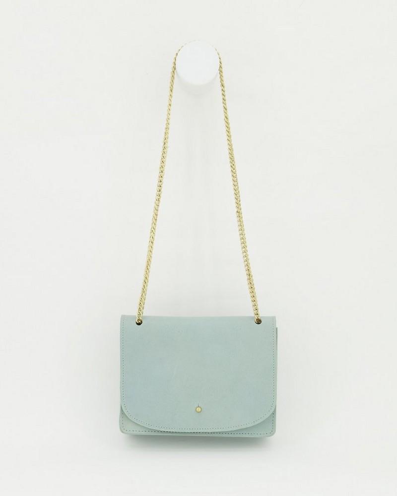 Veera Crossbody Bag -  sage