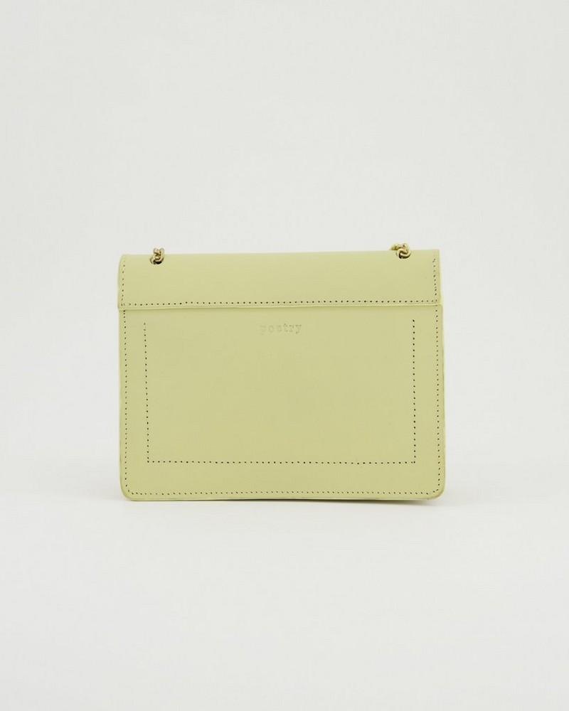 Veera Crossbody Bag -  lemon