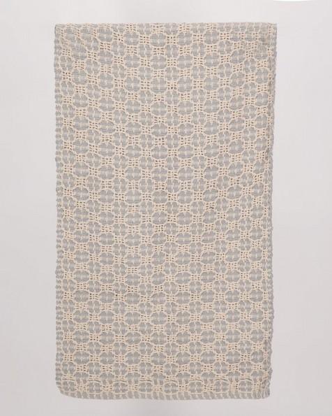 Reversible Bath Mat  -  grey