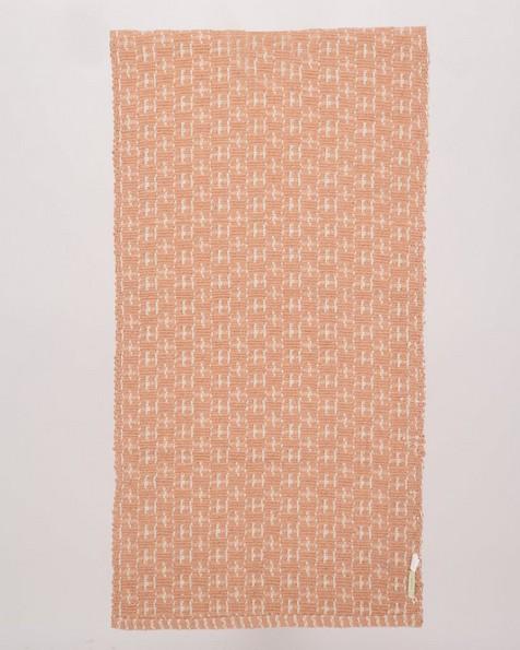 Reversible Bath Mat  -  pink