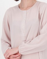 Lola Sleep Shirt -  mauve