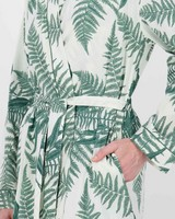 Fern Canyon Gown -  green