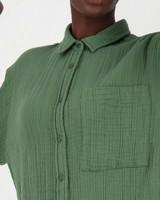 Frankie Loungewear Dress -  lightgreen