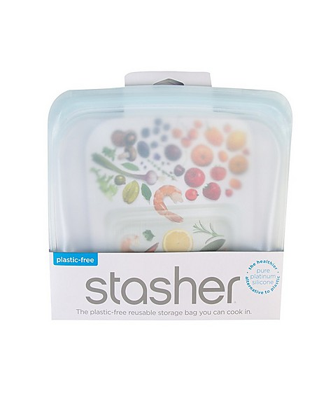 Stasher Sandwich Storage -  nocolour