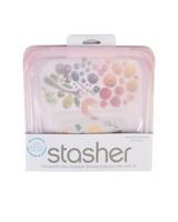 Stasher Sandwich Storage -  rose