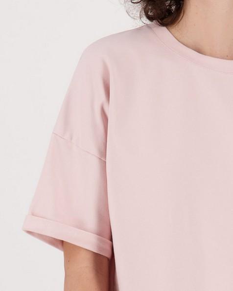 Betty Sweat T-Shirt -  dustypink