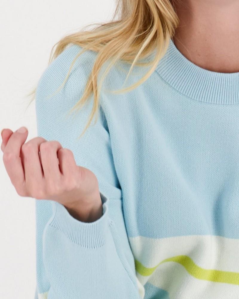 Teri Pullover -  blue