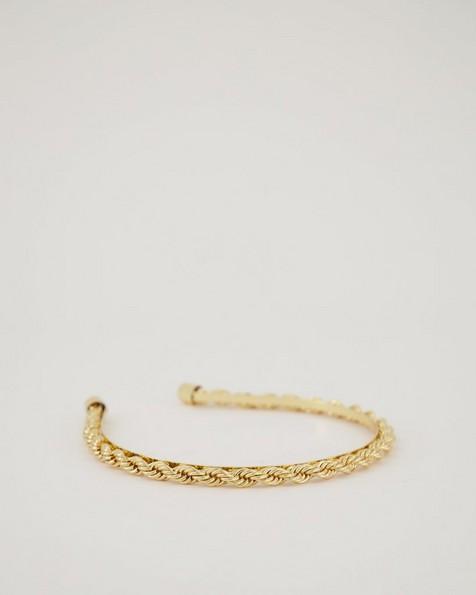 Catia Chain Link Aliceband -  gold