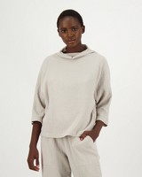 Frankie Loungewear Top -  lightgrey