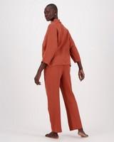 Frankie Loungewear Pants -  rust
