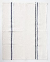 Barrydale French Country Tea Towel -  navy