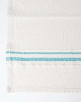 Barrydale French Country Tea Towel -  teal