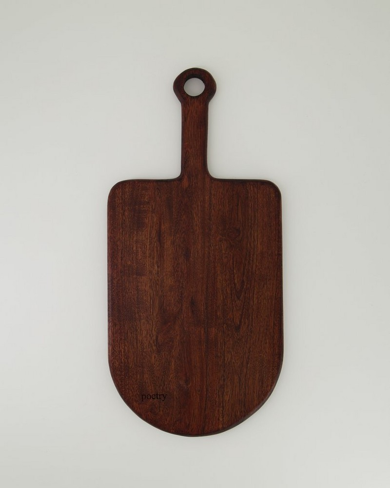 Dark Acacia Paddle Board -  brown
