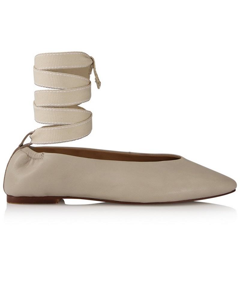Emma Shoe  -  bone