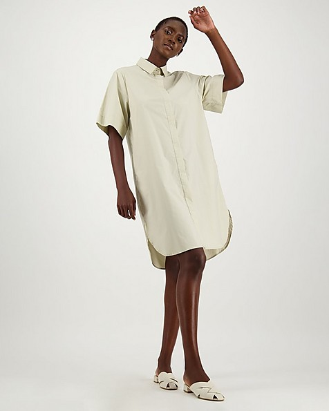 Kora Tunic Dress -  grey