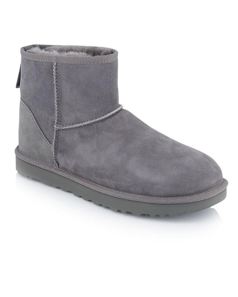 Ugg Classic Mini II Boot -  grey