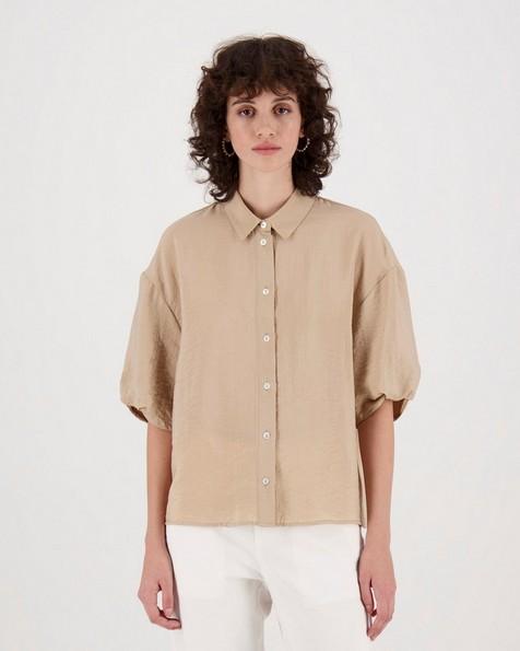 Rai Shirt -  stone