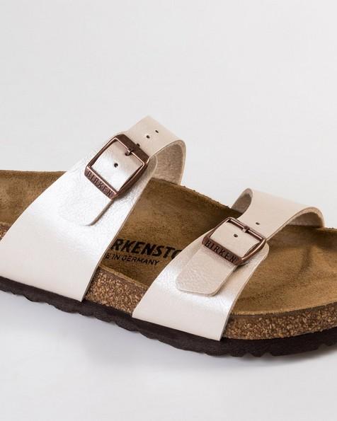 Birkenstock Sydney BS # 1016170 R Sandal (Ladies) -  white