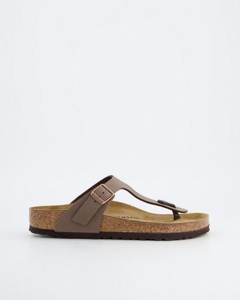 Birkenstock Gizeh Birkibuck #43751 R Sandal (Ladies) -  brown