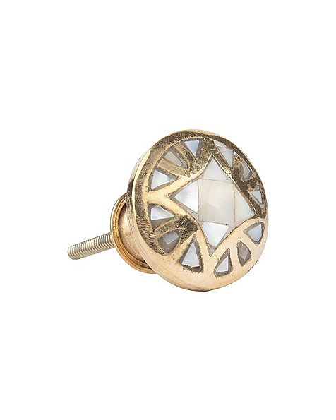 Mother of Pearl Knob -  assorted