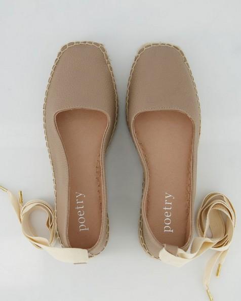 Poetry Ulla Shoe (Ladies) -  nude