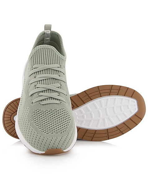 Astra Sneaker  -  sage