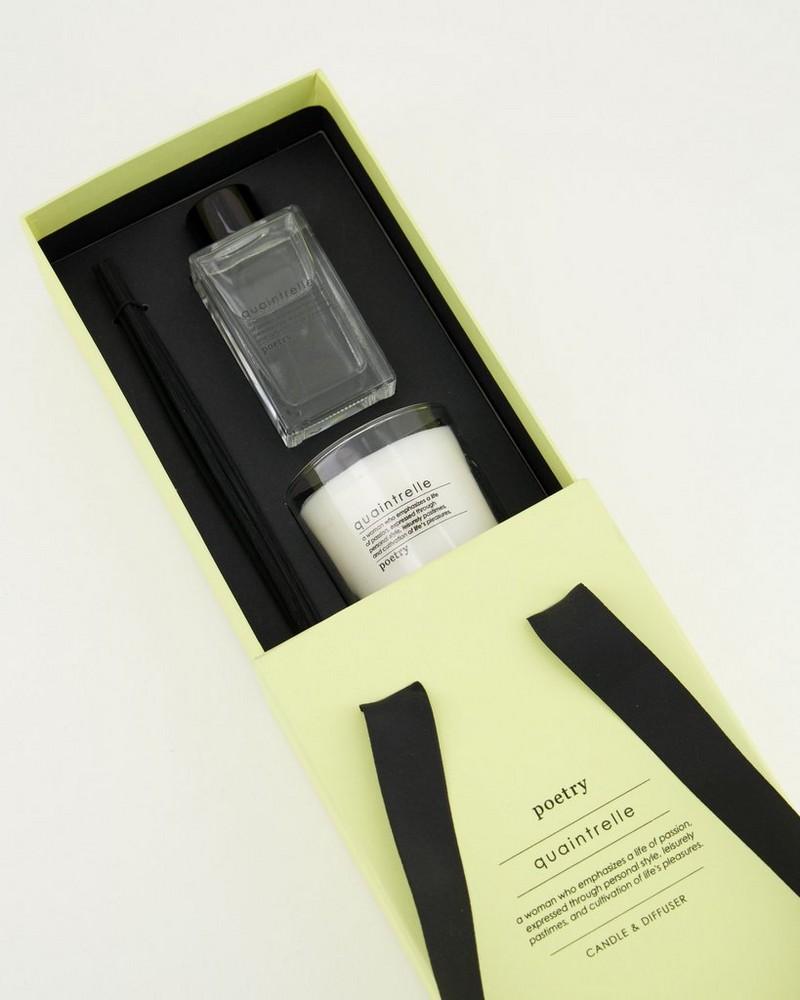 Quaintrelle Gift Set -  yellow