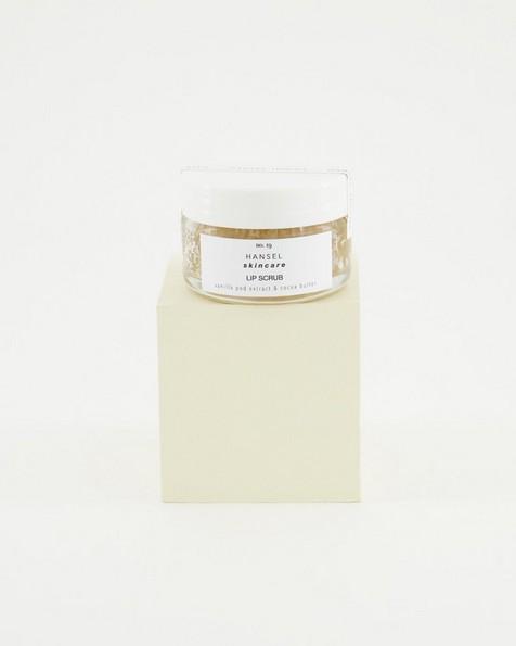 Hansel Lip Scrub -  white