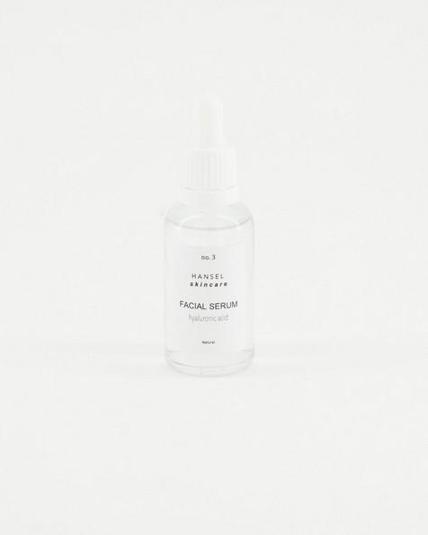 Hansel Hyaluronic Acid Facial Serum -  white