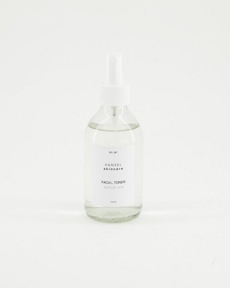 Hansel Rose Water Toner -  white