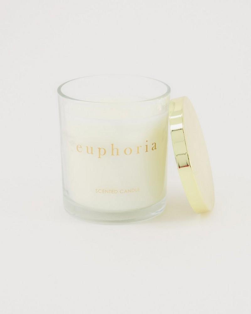 Euphoria Candle -  pink