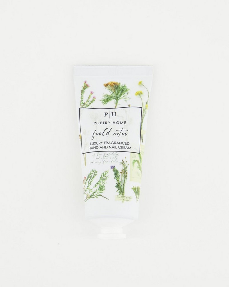 Field Notes  Hand & Nail Cream -  white